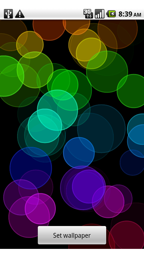 Live Wallpapers With Android Sdk 21 Pushing Pixels