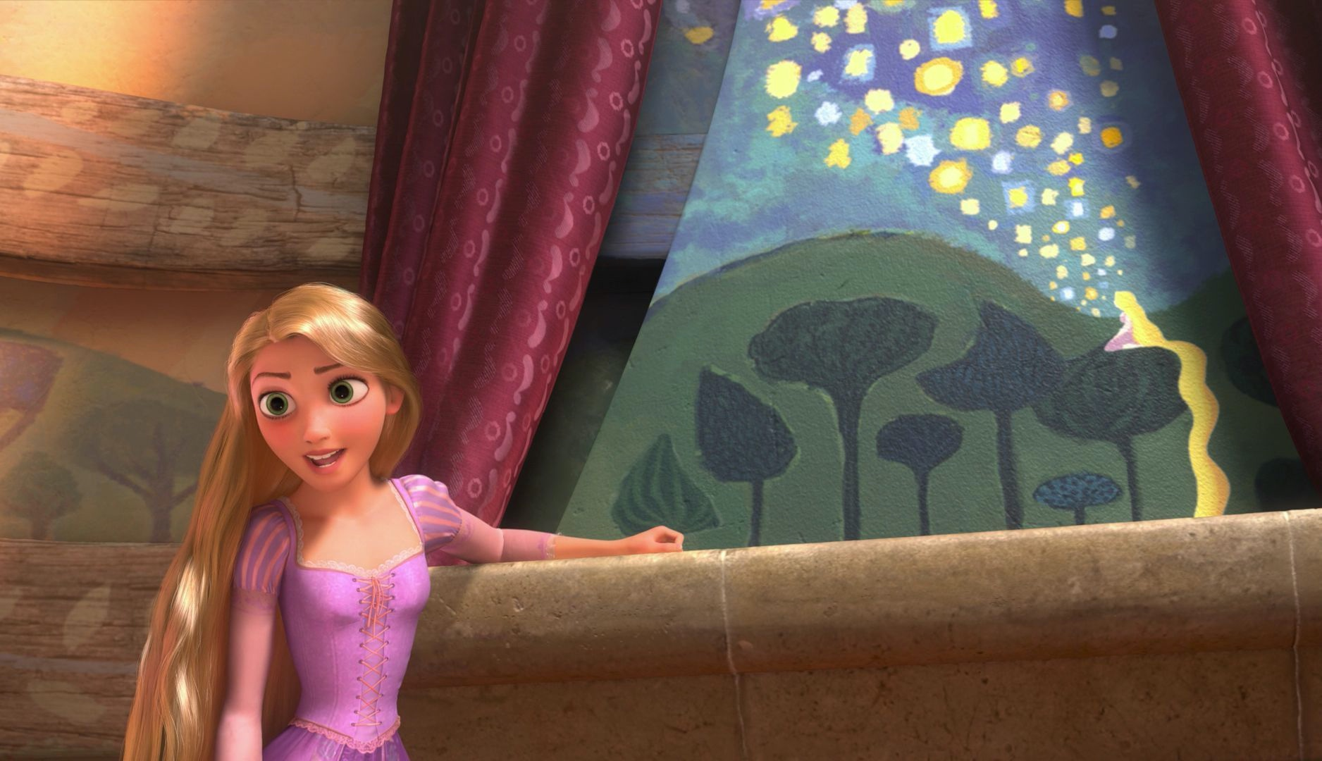 The Art Of Tangled Interview With Claire Keane Pushing Pixels