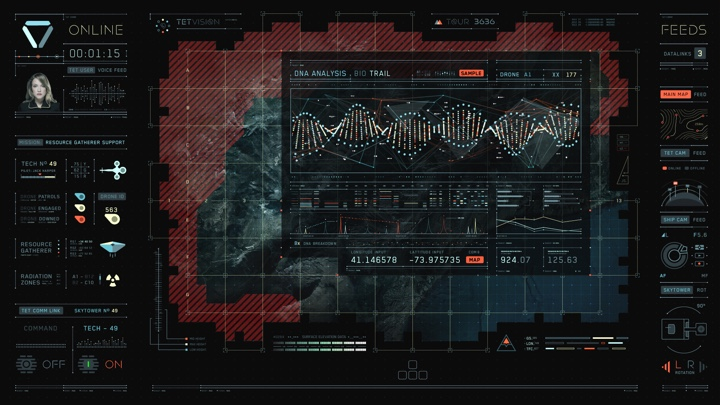The Craft Of Screen Graphics And Movie User Interfaces