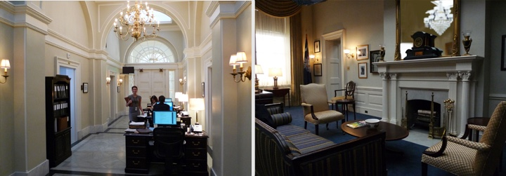 Production Design Of House Of Cards Interview With Steve Arnold