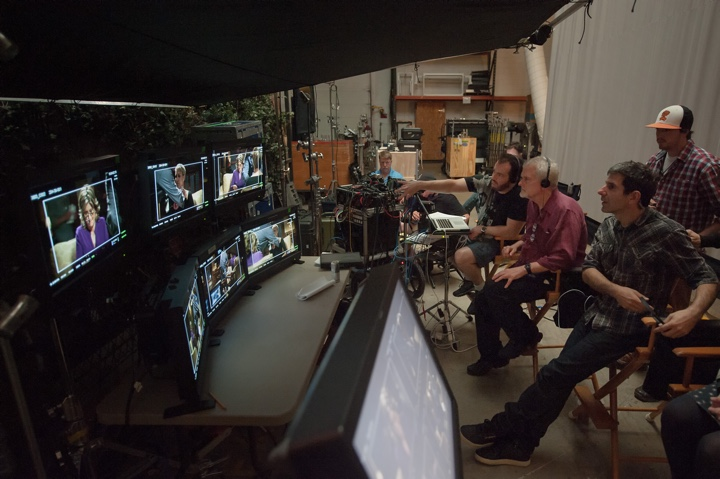 Cinematography Of House Of Cards Interview With Igor Martinovic