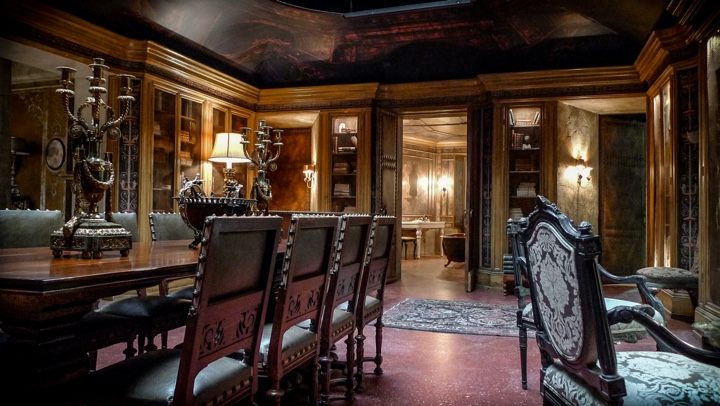 Production Design Of Hannibal Interview With Matthew