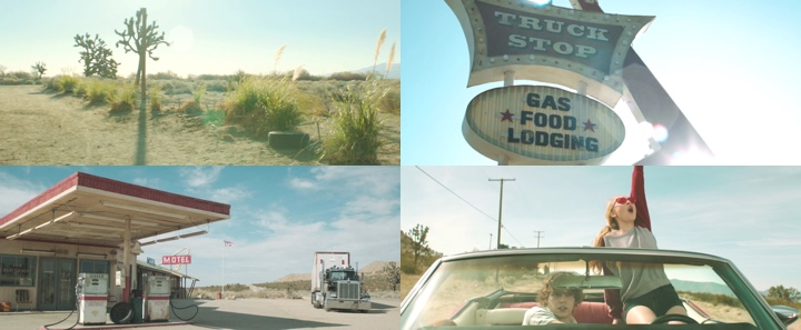 Kirill: So This Fake Truck Stop Is An Existing Location Where Theyu0027ve  Already Shot A Few Other Productions.