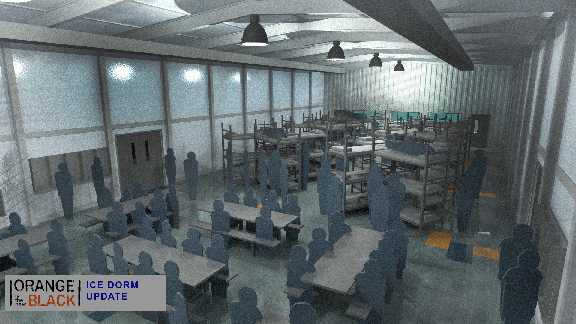 """Production design of """"Orange is the New Black"""" – interview"""